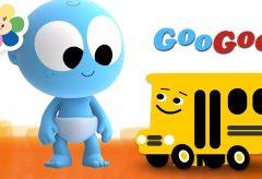 Aprende con Googoo / El autobús / Aprendiendo los camiones