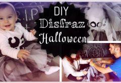 Cómo confeccionar un disfraz de Halloween para bebé – DIY