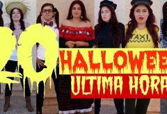 20 disfraces para Halloween muy fáciles – DIY