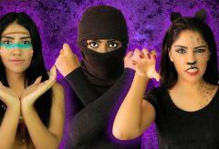 3 disfraces de emergencia para el próximo Halloween