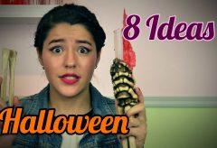 8 ideas de manualidades y recetas de cocinas para Halloween