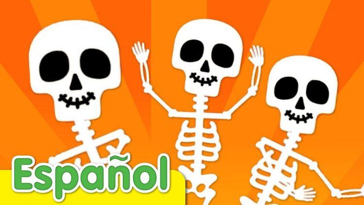 El Baile del Esqueleto / Canciones Infantiles de Halloween