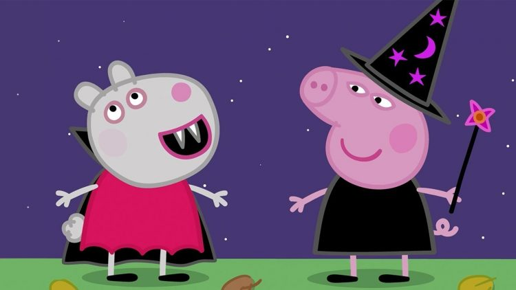Halloween Party – Peppa Pig