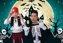 Tumbas por aqui tumbas por alla / Canción Infantil para Halloween