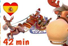 Canciones de navidad para niñas y niños de Dave and Ava
