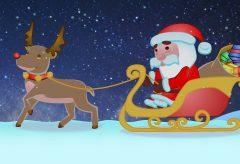 Feliz Navidad / Canción infantil navideña