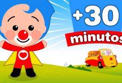 30 Minutos de Capítulos y Canciones de Plim Plim   El Reino Infantil