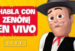 ¡Habla con Zenón EN VIVO! – La Granja de Zenón y más canciones! | El Reino Infantil