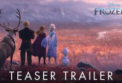 Frozen 2 – Trailer Oficial.